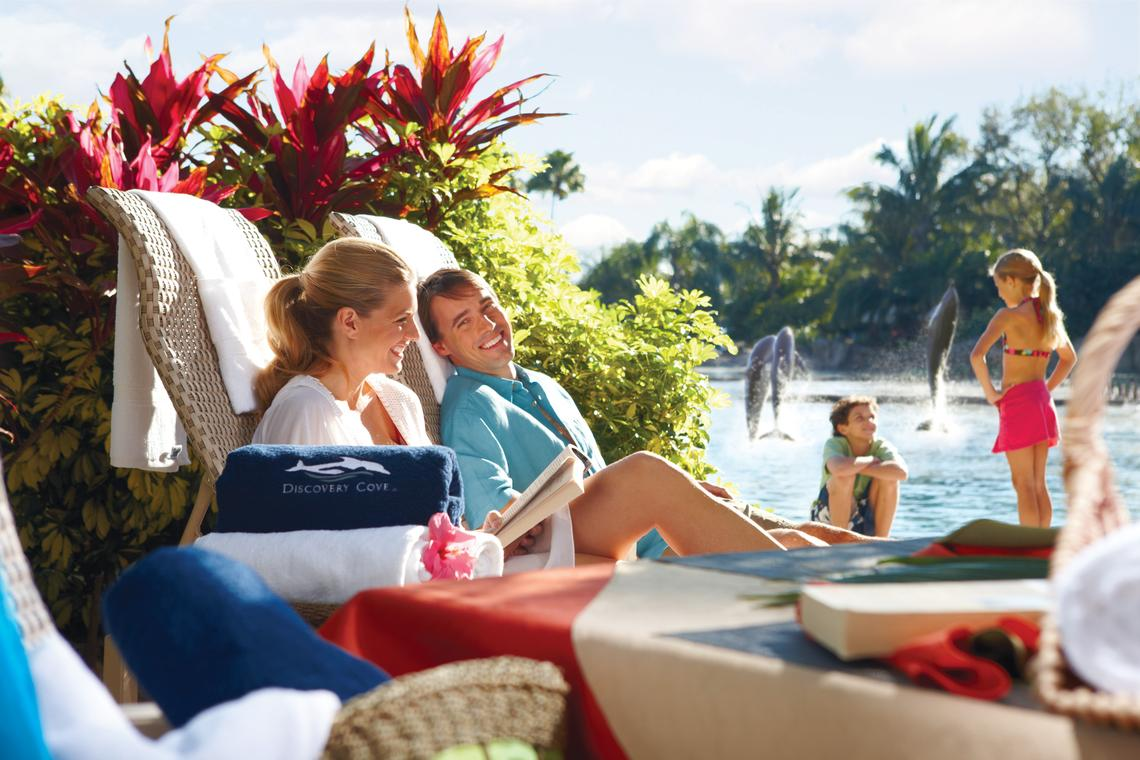Discovery Cove Day Resort Package Undercover Tourist